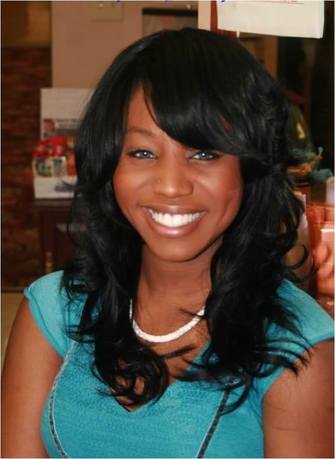 Black Full Weave Hairstyles 25 Best Images About Hair Styles On Pinterest