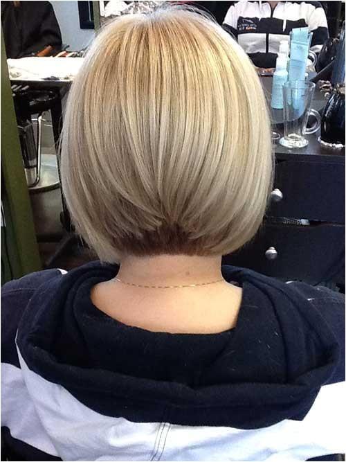 Blonde Graduated Bob Haircut 10 ash Blonde Bob Short Hairstyles 2017 2018