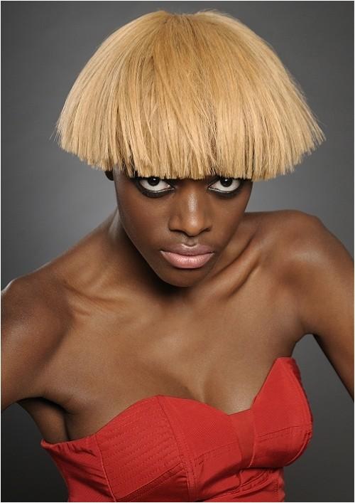 Blonde Hairstyles for Black Girls 35 Cool Short Hair Styles for Black Women