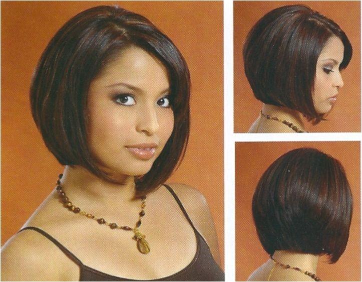 Bob Haircuts Front and Back Images Inverted Bob Haircut Back View