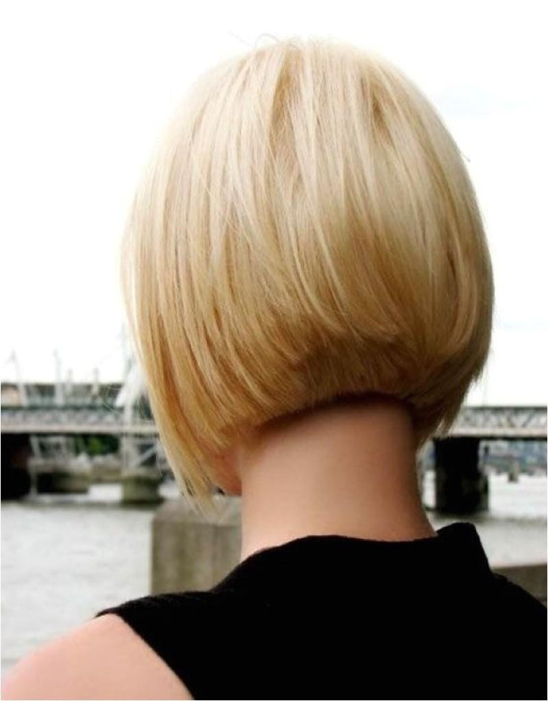 Bob Haircuts Front and Back View Short Layered Bob Hairstyles Front and Back View