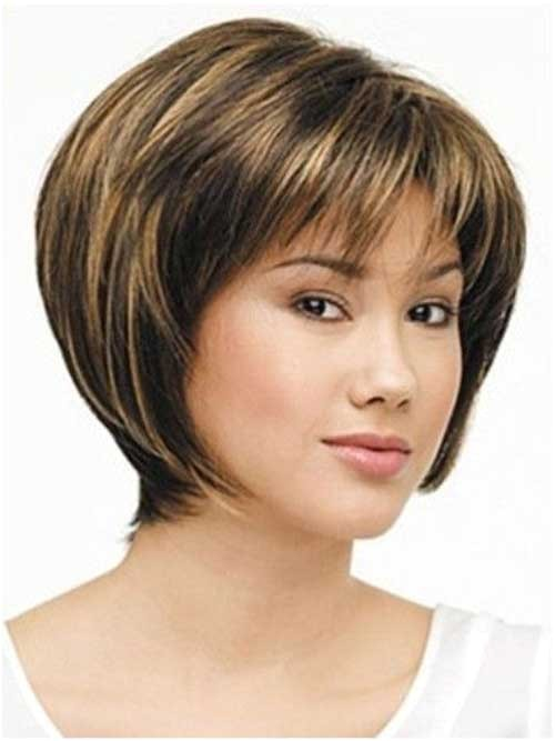 Bob Haircuts with Bangs for Oval Faces Best Bob Haircuts for Oval Faces
