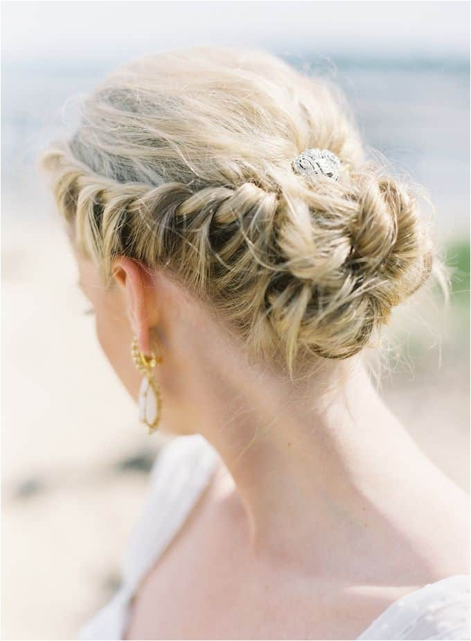 Bridesmaids Hairstyles Braids A List Of Gorgeous Braided Hairstyles 2016 Sheideas