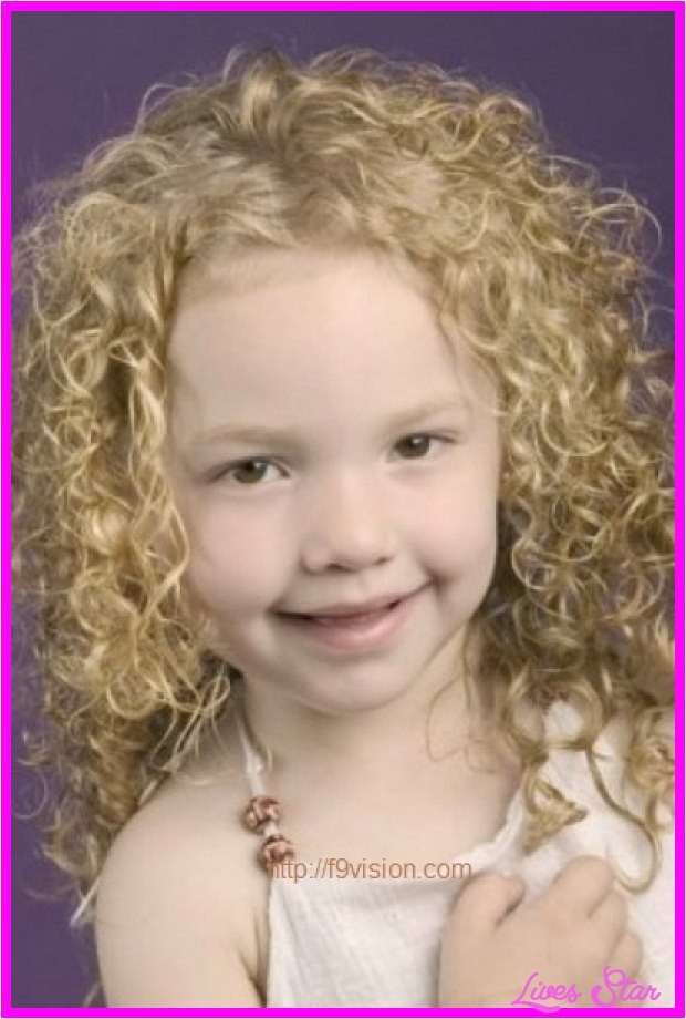 Curly Hairstyles for Little Girl Short Haircuts for Little Girls with Thick Curly Hair