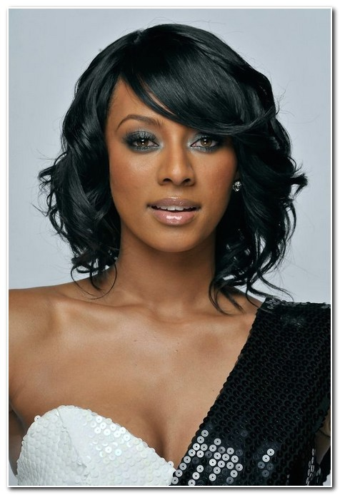 Cute Black Hairstyles for Medium Length Hair Cute Black Hairstyles for Medium Length Hair