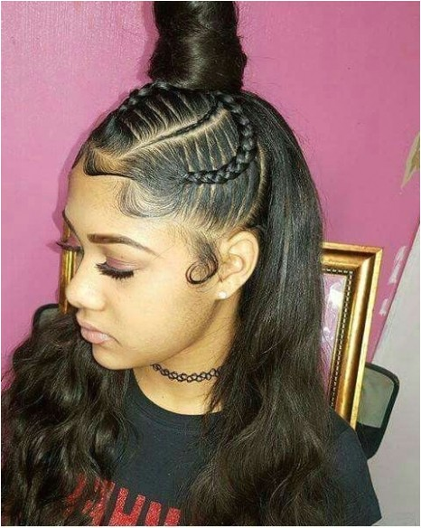 Cute Braided Hairstyles with Weave Incredible Cute Braided Hairstyles with Weave Idea