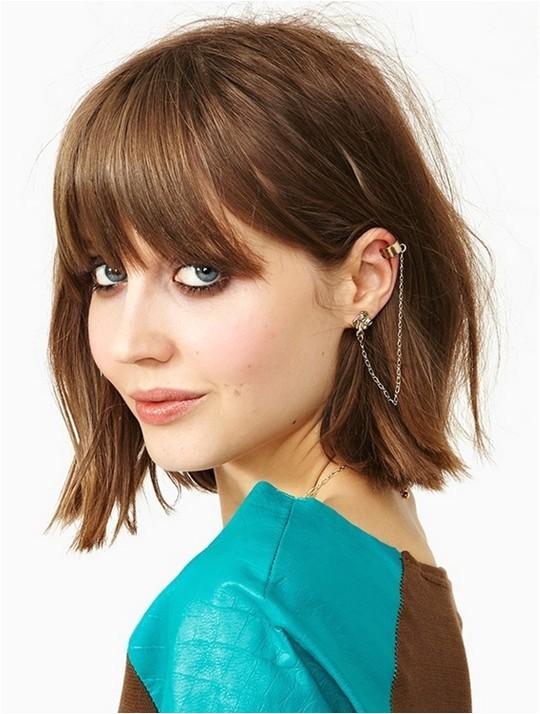 Cute Girl Bob Haircuts 2014 Cute Hairstyles for Girls Beautiful and Easy Hair