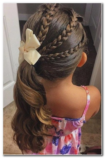Cute Hairstyles for 9 Year Olds Easy Hair Styles for 9 Year Olds