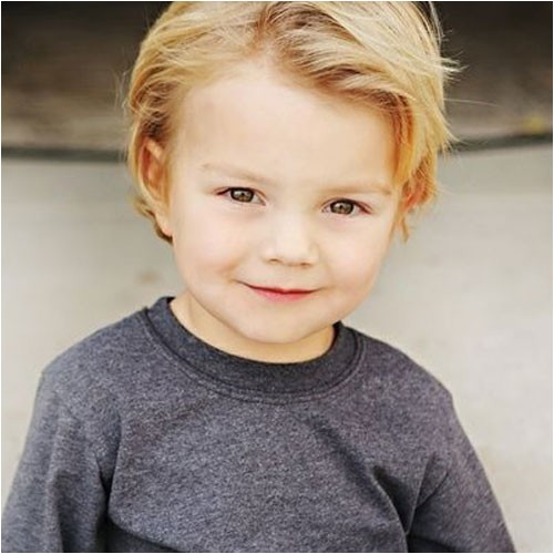 Cute Hairstyles for Boy toddlers 25 Cute toddler Boy Haircuts