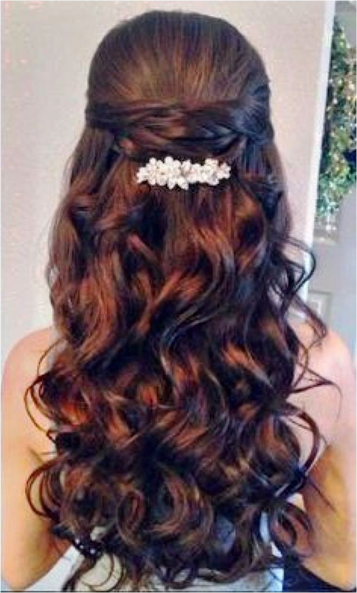 Cute Hairstyles for Damas Cute Hairstyles for Quinceaneras Damas