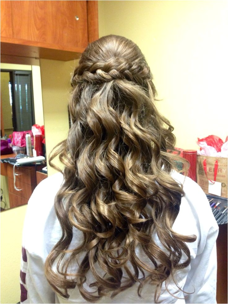 Cute Hairstyles for Middle School Dance Cute Hairstyles for Middle School Dance Hairstyles