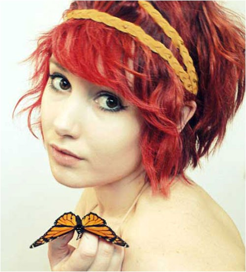 Cute Hairstyles for Red Curly Hair 30 Cute Hairstyles for Short Curly Hair Cool & Trendy