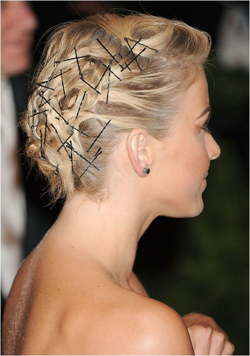 Cute Hairstyles with Bobby Pins Stylish Short Hairstyles with Bobby Pins New Hairstyles