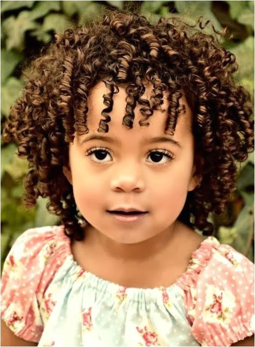 Cute Kid Hairstyles for Curly Hair Cute Hairstyles for Short Curly Hair for Kids