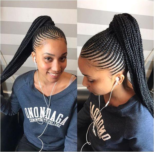 Cute Ponytail Hairstyles for Black Hair Black Ponytail Hairstyles Best Ponytail Hairstyles for