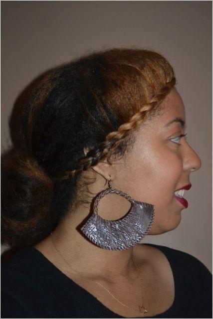 Draya Braid Hairstyle Weekend Hair Draya From Basketball Wives Inspired Braid