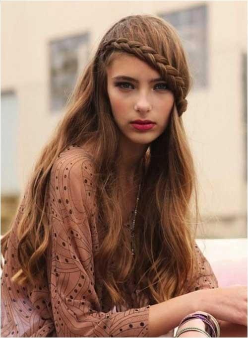 Forehead Braid Hairstyles Best 15 Elegant Braid Hairstyles for La S Hairzstyle