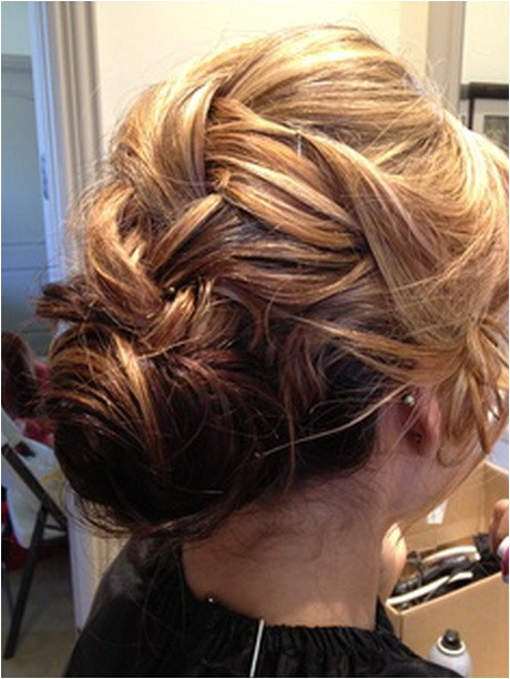 Formal French Braid Hairstyles French Braid Prom Hairstyles