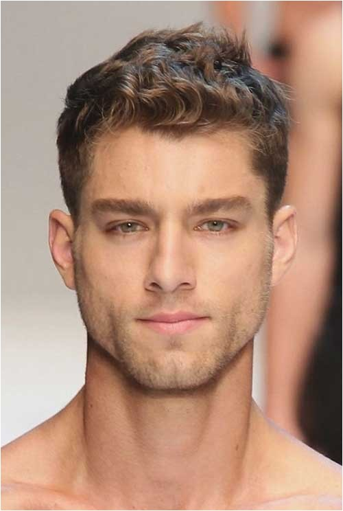 Good Hairstyles for Curly Hair Male 10 Good Haircuts for Curly Hair Men