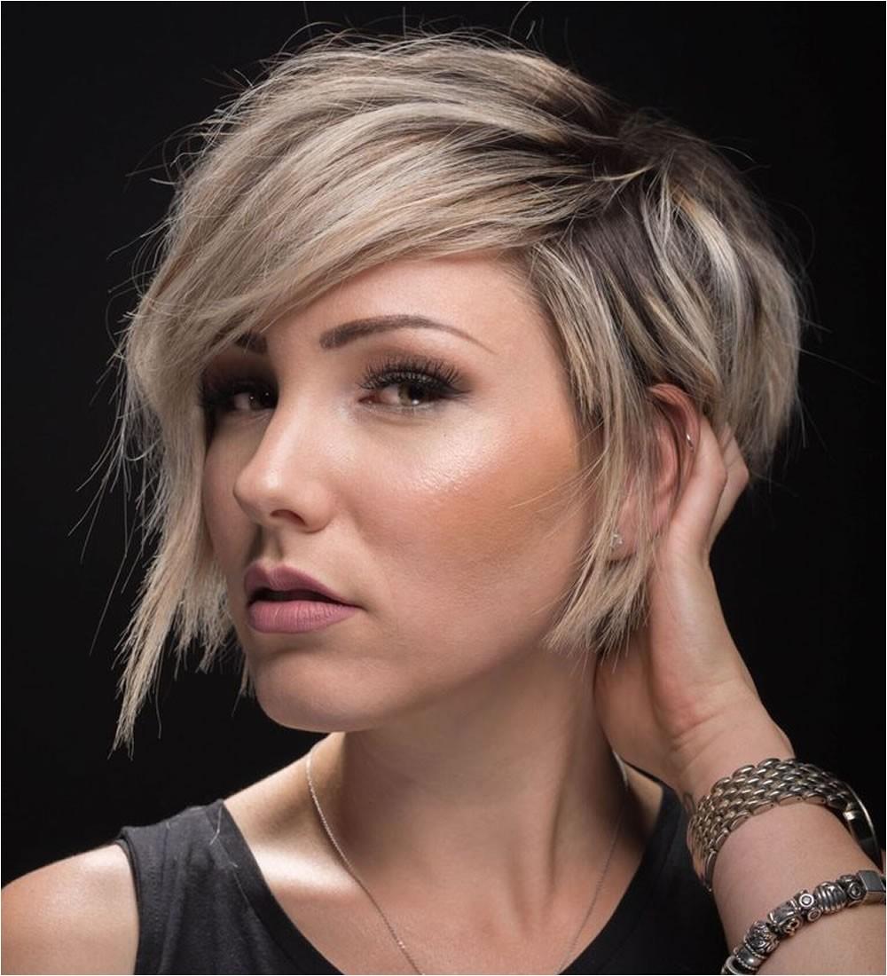 Haircuts Bobs 2018 2018 Undercut Short Bob Hairstyles and Haircuts for Women