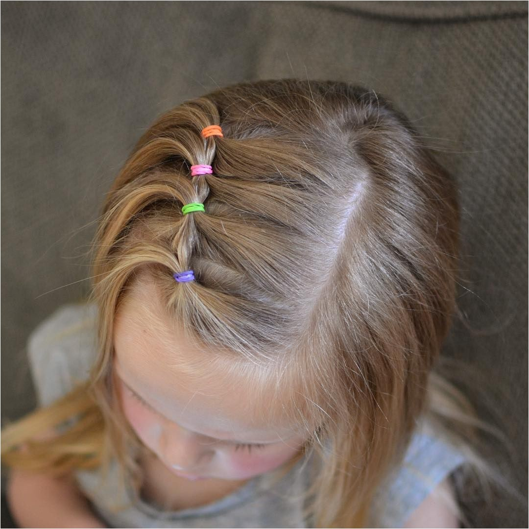 Hairstyles for A toddler Girl Super Cute and Easy toddler Hairstyle