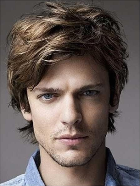 Hairstyles for Semi Curly Hair Men Hairstyle for Semi Curly Hair Male Hairstyles