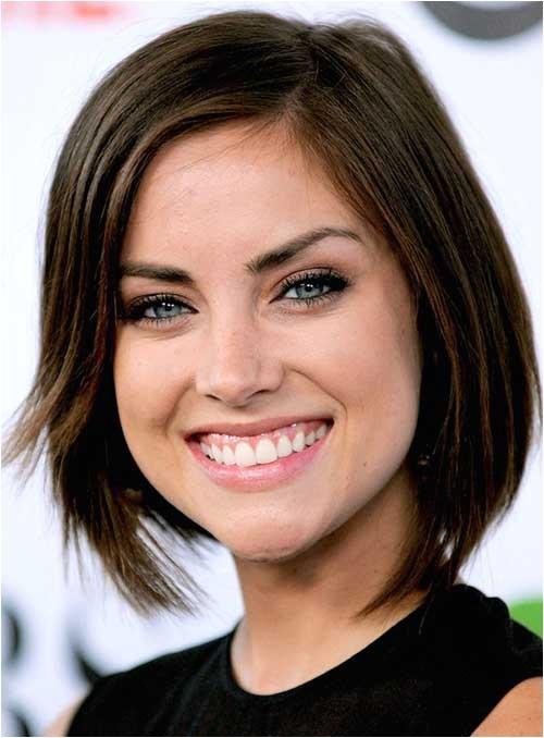 Jessica Stroup Bob Haircut 20 Chic Short Medium Hairstyles for Women
