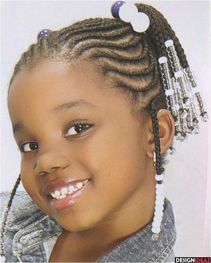 Little Black Girl Braiding Hairstyles 5 Cute Black Braided Hairstyles for Little Girls