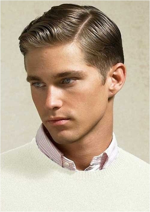 Mens Vintage Hairstyle Pretty Cool Vintage Mens Haircuts