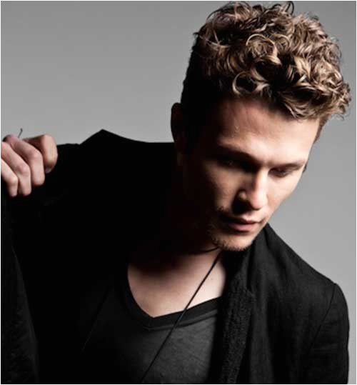 Modern Hairstyles for Men with Curly Hair 30 Curly Mens Hairstyles 2014 2015