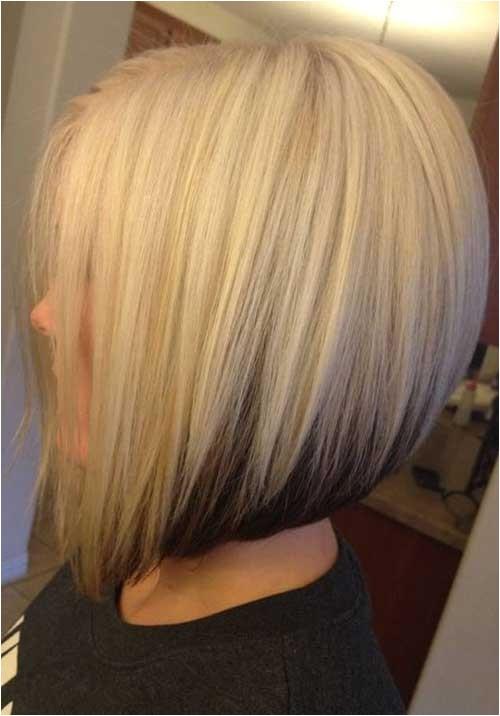 Short Blonde Inverted Bob Haircuts 15 Short Inverted Bob Haircuts