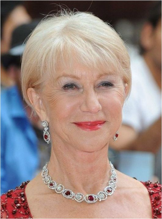 Short Hairstyles for Women Over 60 with Fine Thin Hair Cute Short Hairstyles for Women Over 60