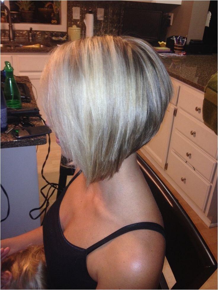 Stacked Angled Bob Haircuts 16 Chic Stacked Bob Haircuts Short Hairstyle Ideas for