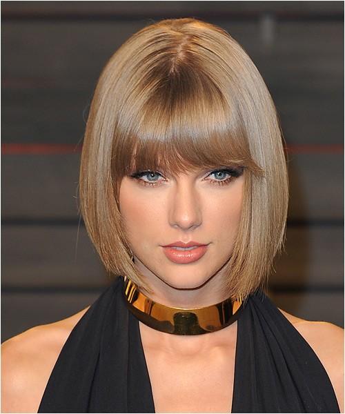Taylor Swift Haircut Bob Taylor Swift Hairstyles In 2018