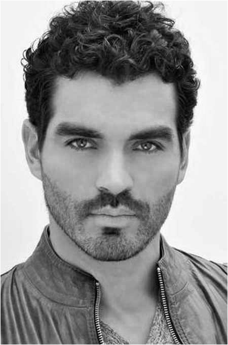 Trendy Hairstyles for Men with Curly Hair Short Curly Hair for Men 50 Dapper Hairstyles