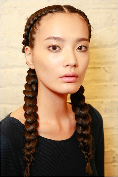 Two Braid Hairstyles for Black Women Two Braids Hairstyles Black