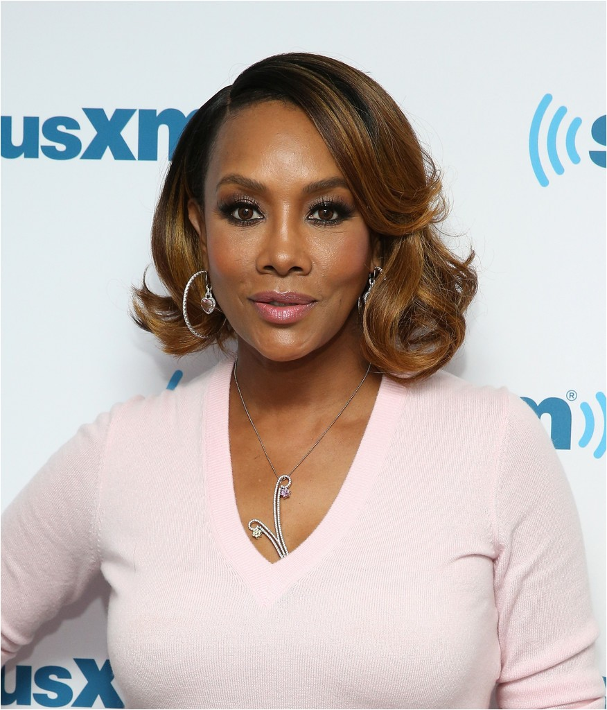 Vivica Fox Short Hairstyles Vivica A Fox Curled Out Bob Curled Out Bob Lookbook
