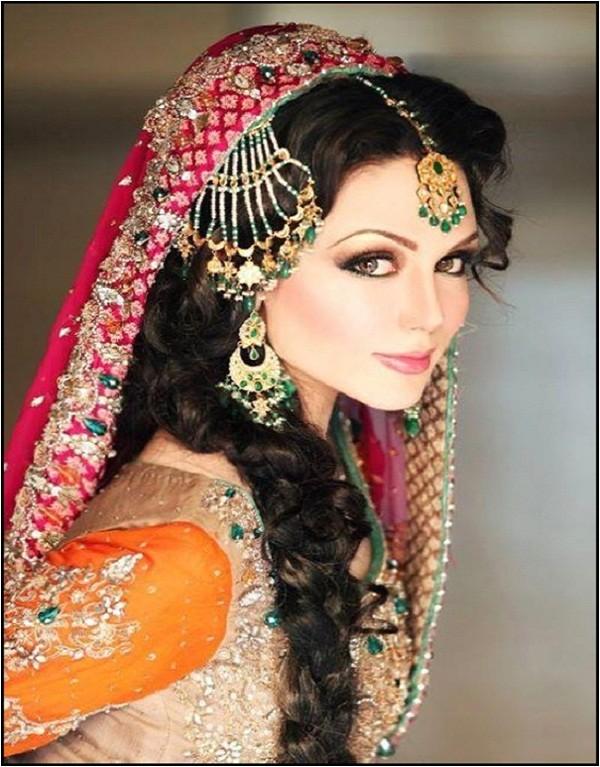 Bollywood Wedding Hairstyles Romantic Bridal Hairstyles 365greetings