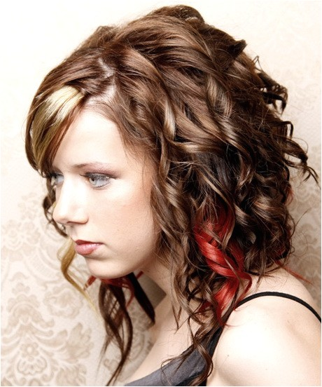Cool Easy Hairstyles for Curly Hair Cool Curly Hairstyles for Girls
