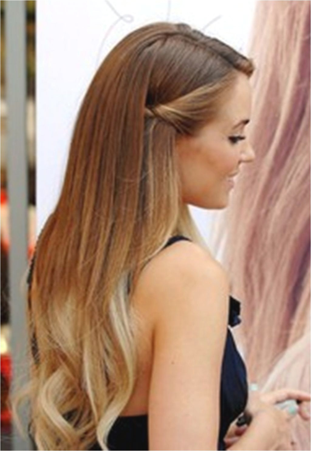 Cool Easy Hairstyles for Long Straight Hair Easy Straight Hairstyles