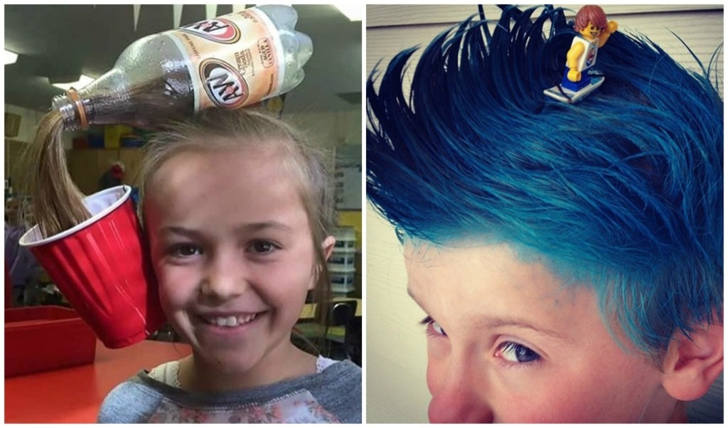 Crazy Hairstyles that are Easy to Do Easy Crazy Hairstyles
