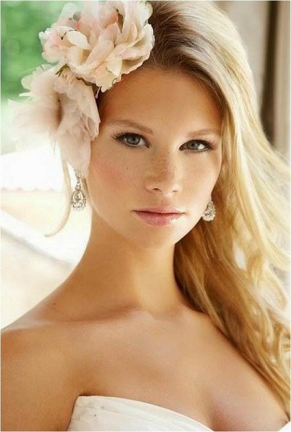 Easy Beach Wedding Hairstyles Wedding Hair Flowers for Short Hairstyles