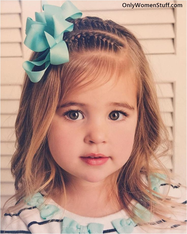 Easy Childrens Hairstyles 30 Easy【kids Hairstyles】ideas for Little Girls Very Cute