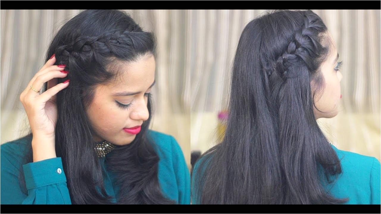 Easy Hairstyles for College Students Easy Hairstyle for Work College