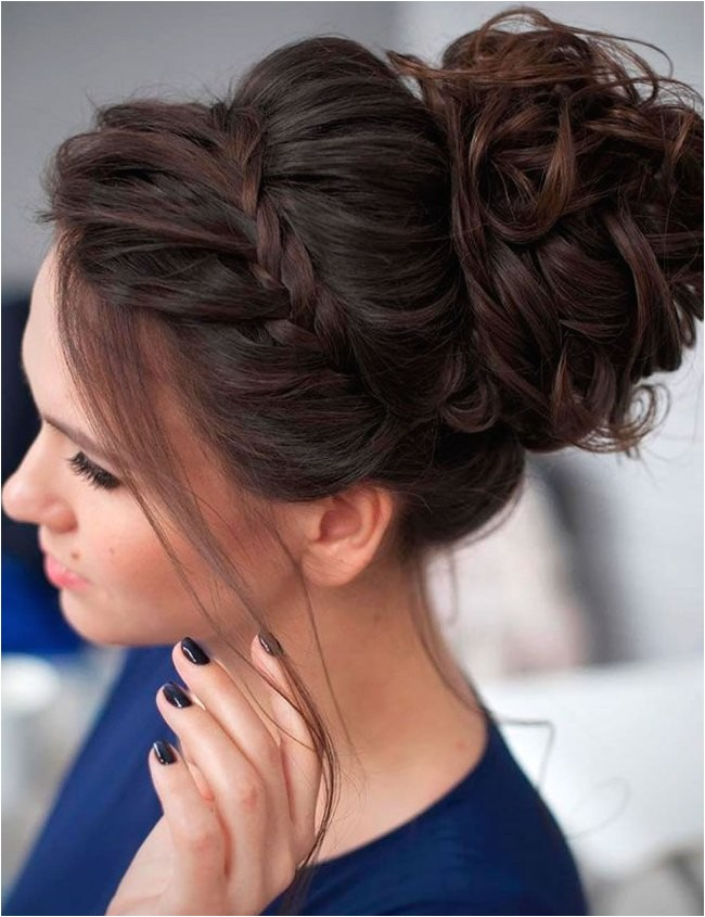 Easy Hairstyles for Long Thick Hair for School Easy Party Hairstyles for Long Thick Hair Hairstyles