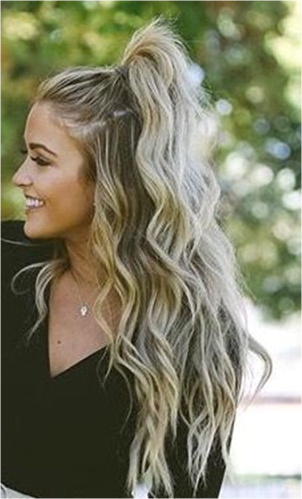 Easy Hairstyles for School for Teenage Girls 40 Cute Hairstyles for Teen Girls