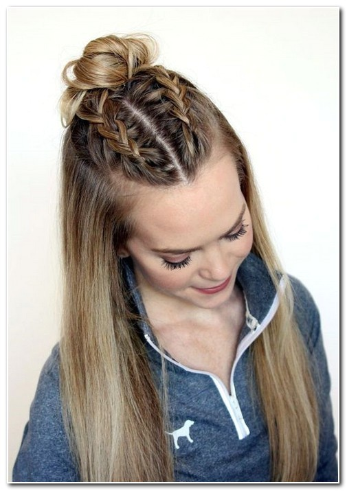 Easy Hairstyles for Straight Hair for School Back to School Hairstyles for Straight Hair Hairstyles