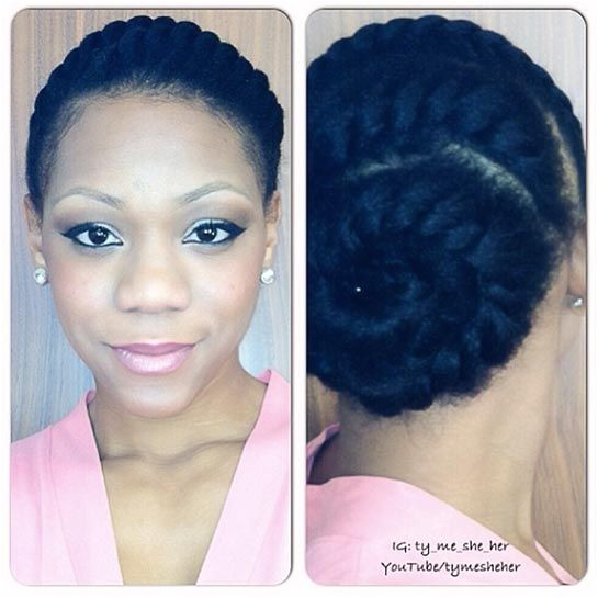Easy Hairstyles for Transitioning Hair Easy Natural Hairstyles for Transitioning Hair