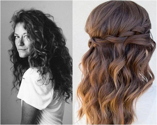 Easy Rainy Day Hairstyles 6 Cool & Easy Hairstyles for Rainy Days Naturigin All