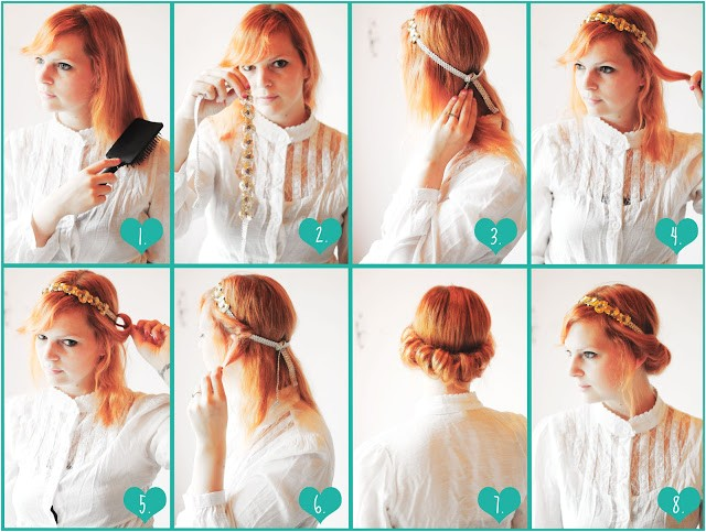 Easy to Do Vintage Hairstyles 17 Vintage Hairstyles with Tutorials for You to Try